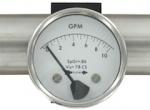Image of Series DTFO flowmeter