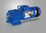 Image of bauer gear motor - magnet motors