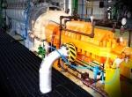 Photo of a crude oil pump