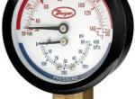 Image of pressure temperature gage