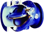image of tilted disc check valve