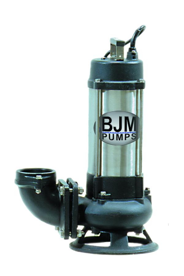 Submersible Shredder Pump
