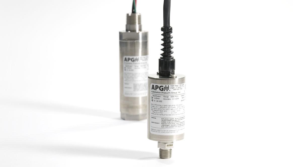 APG Pressure Transducers