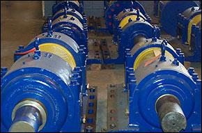image of GIW Frac parts