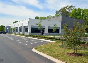 Tencarva Machinery Company new facility