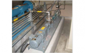 Netzsch lube pump solution for Las Vegas