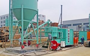 BREDEL PUMPS REPLACE PISTON PUMPS ON CEMENT SLURRY PROJECTS