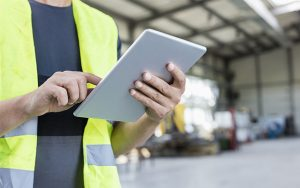 Using Mobile Technology for Business Process Automation