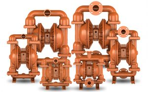 Wilden® Advanced™ FIT AODD Pumps Now Available in Ductile Iron