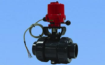 Asahi/America, Inc., the leader in corrosion resistant fluid flow solutions, introduces the Series 17 electric actuator. The compact and lightweight Series 17 features a reversing motor with multi-voltage capabilities, an internal heater, auxiliary switches, and two LED position indicators.