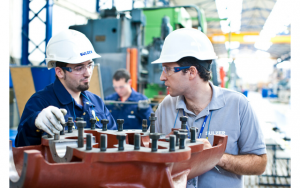 Sulzer Academy offers participants hands-on training for pumps