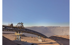 Danfoss Drives for conveyors in mining