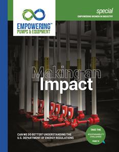 February 2020 Empowering Pumps & Equipment magazine cover image