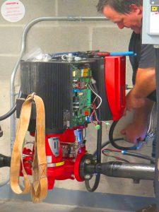 Armstrong pump retrofit building hvac upgrade