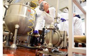 Wilden PSG Donates Saniflo™ FDA Series AODD Pump To Food Processing Laboratory