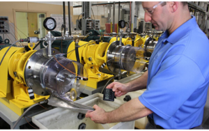 A.W. Chesterton New Pump Test Rigs Offer