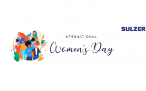 Sulzer is showing its support for International Women's Day by announcing its sponsorship of the Empowering Women 2020 conference and gala.