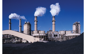 Altra Coal-Fired Power Plant