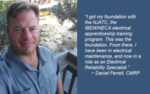 Daniel Ferrell, CMRP, Electrical Specialist at Flint Hills Resources