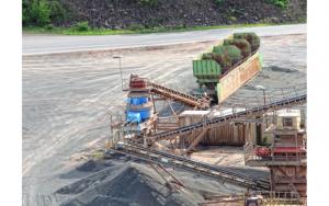 Durlon 9000 for Chilean mine
