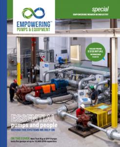 Pump Industry News Magazine - Empowering Pumps & Equipment June 2020 #Essential