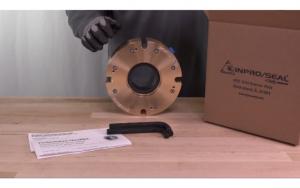 Inpro-Seal split Air Mizer shaft