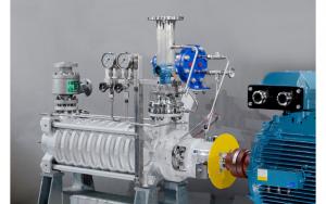 Sulzer expertise in boiler feed pump design