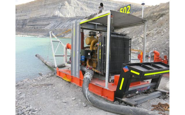 AllightPrimax detwatering pumps water